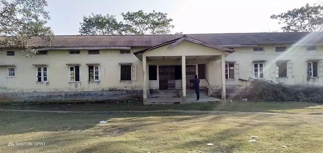 Nagarbera Rural Hospital