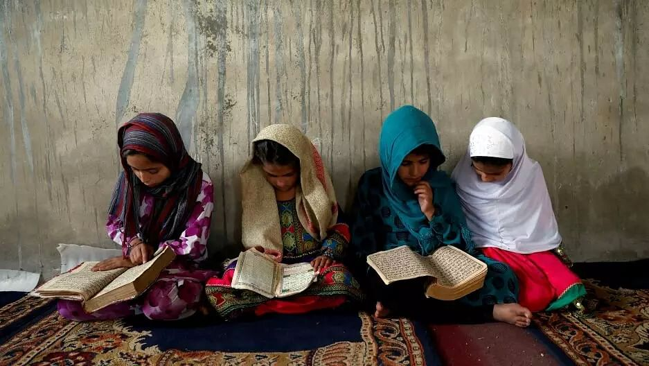 UNESCO flays exclusion of Afghan girls from schools