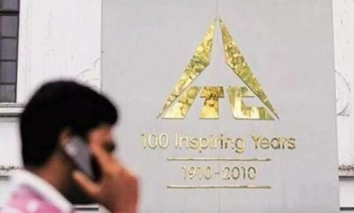 ITC Share at 7-Month-High in Sudden Rally
