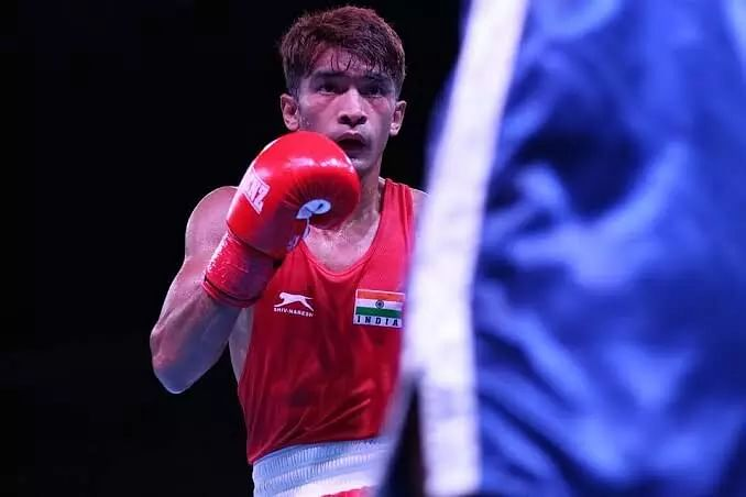Assams Shiva Thapa Clinches Gold in Mens National Boxing Championship