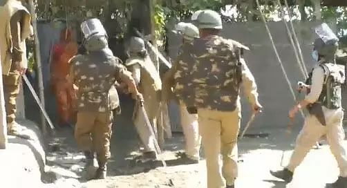 2 Died, Several Injured During Eviction Drive At Gorukhuti In Darrang