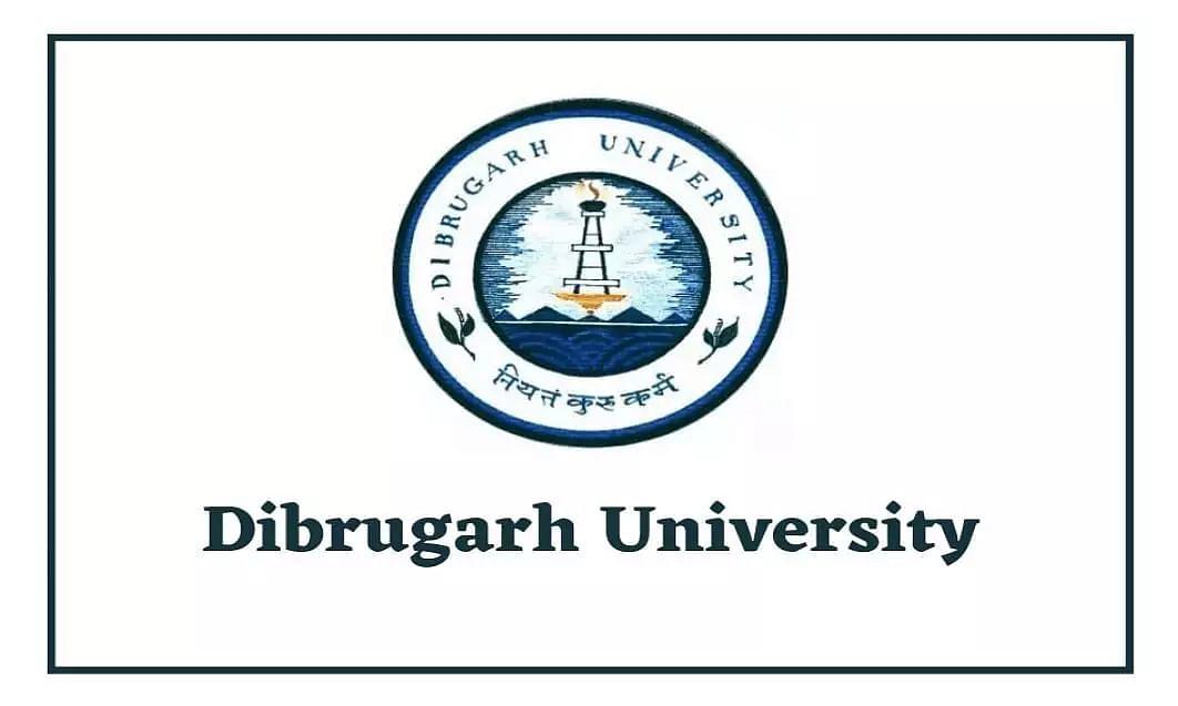 Dibrugarh University Recruitment 2021 - Co-ordinator Vacancy, Job Openings