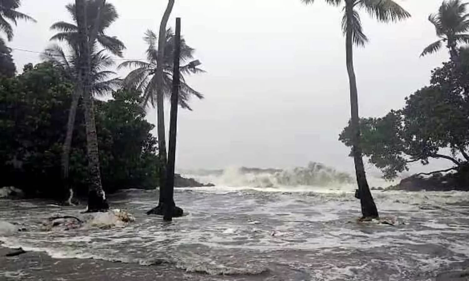 Youth Gets Swept Away While Crossing River After Cyclonic Gulab Hits Andhra Pradesh