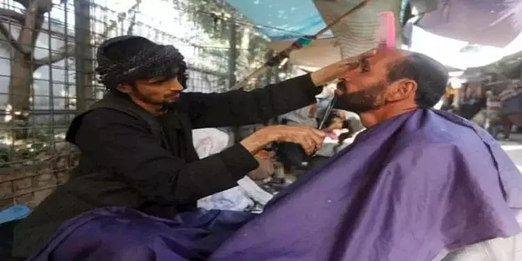 Taliban Imposes Ban On Barbers From Trimming Beards