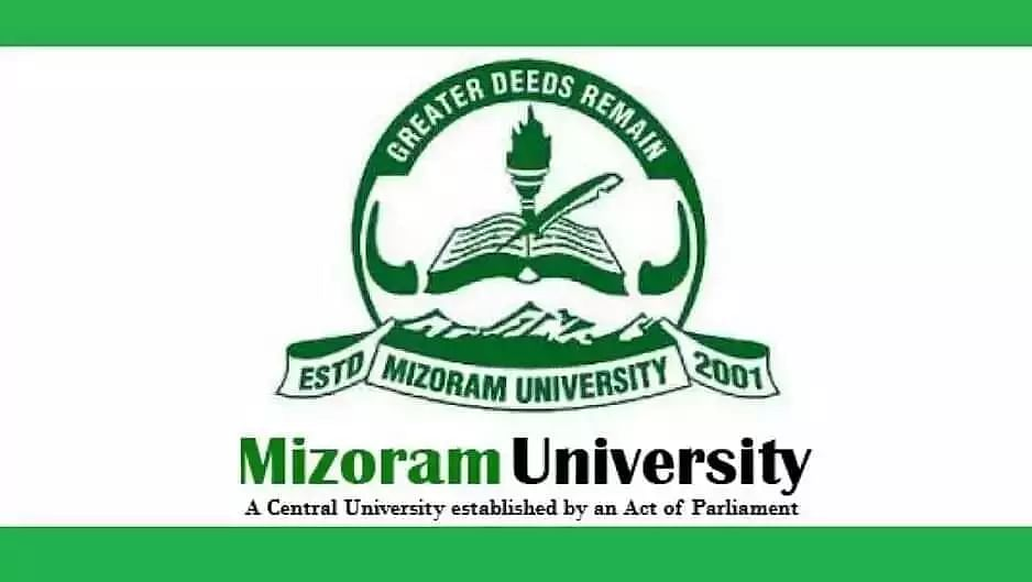 Mizoram University Recruitment 2021 - 61 Professor & Deputy Director Vacancy, Job Openings
