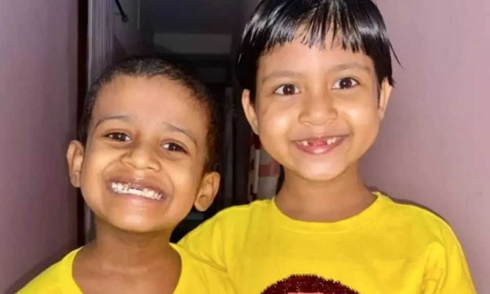 Troubled Due To Adult Teeth Not Coming, Siblings Make Adorable Plea To PM Modi And Himanta Mama