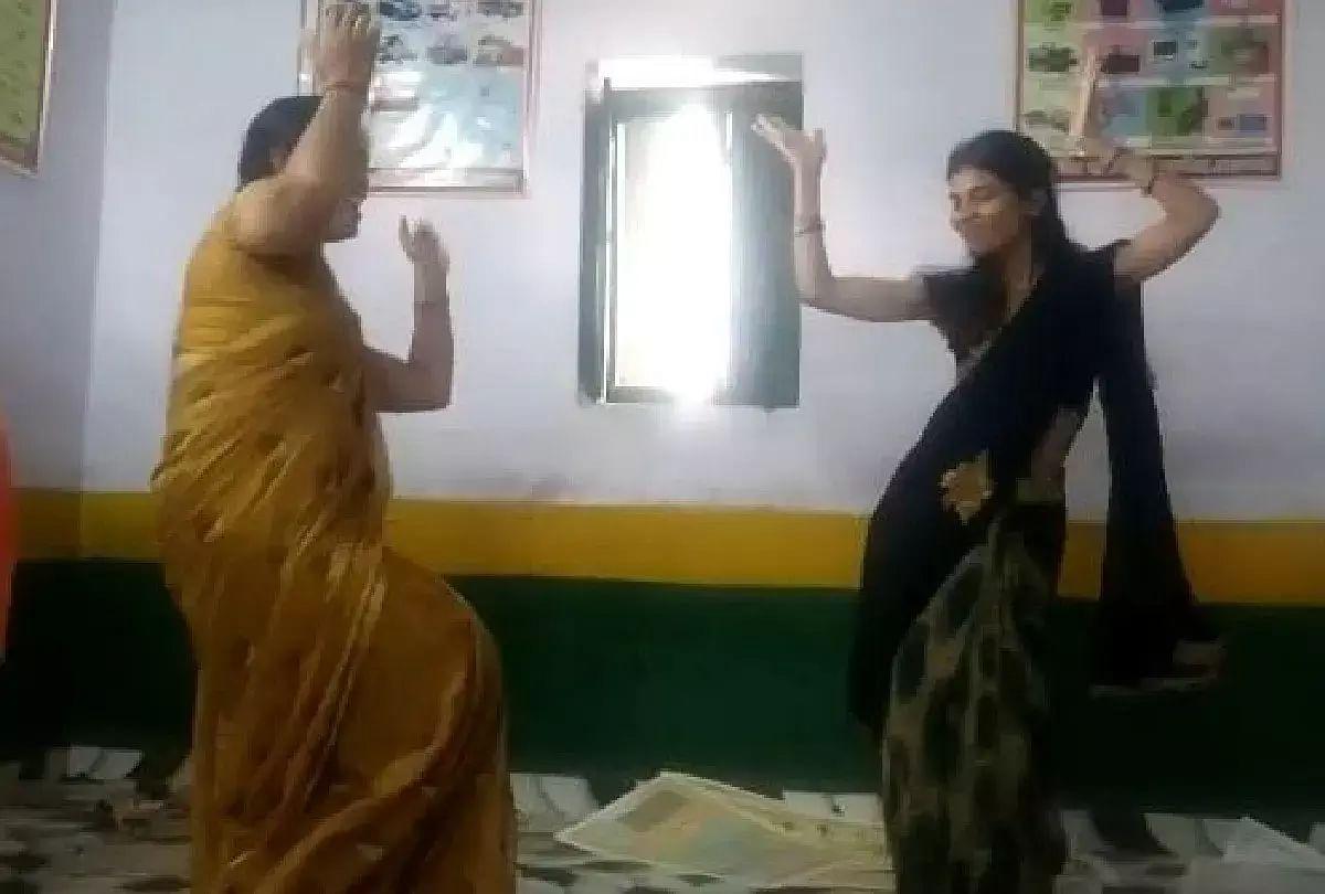 5 School Teachers in Uttar Pradesh Suspended After Video of Them Dancing in Classroom Goes Viral