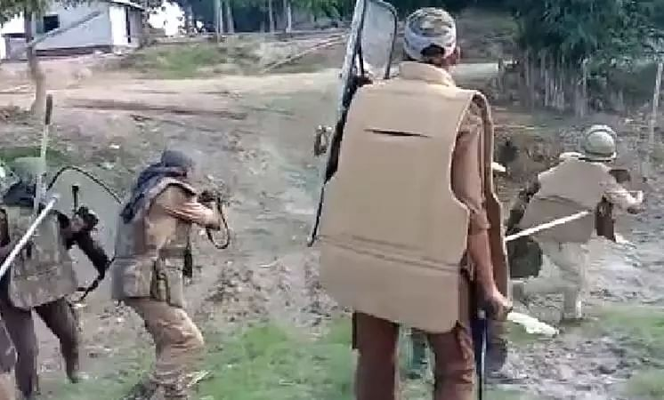 Dhalpur incident