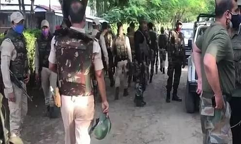 4 Person Along With 7-Year-Old Killed by Militants in Manipurs Kangpokpi