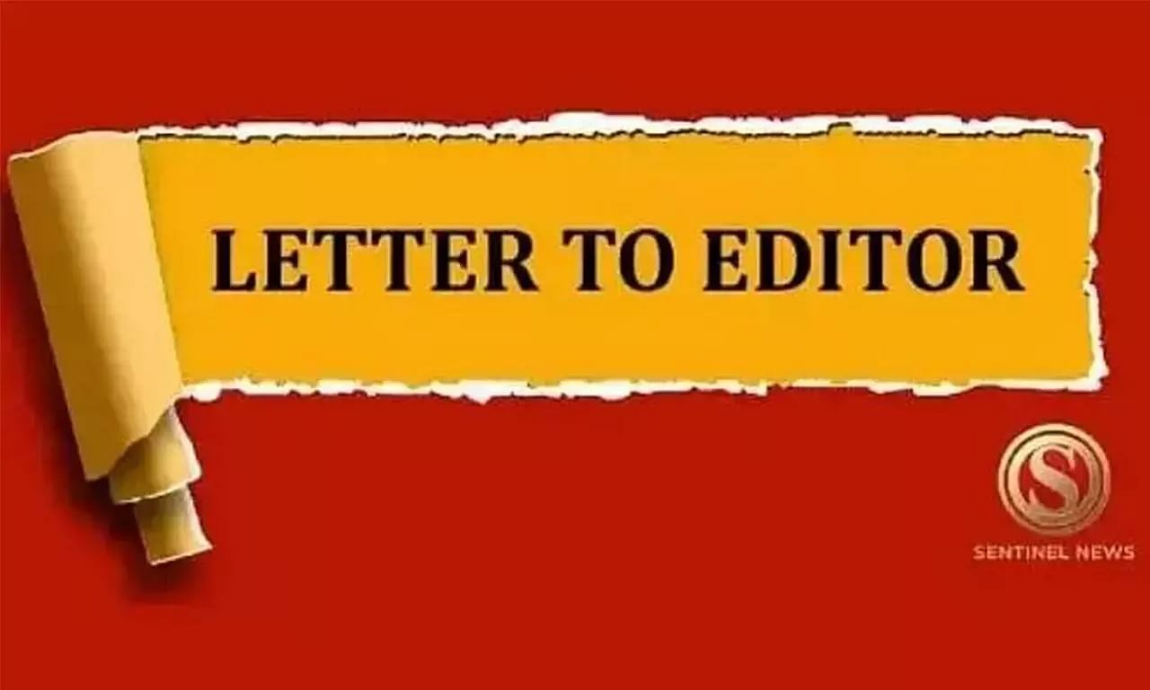 The importance of books in life: Letters to the Editor